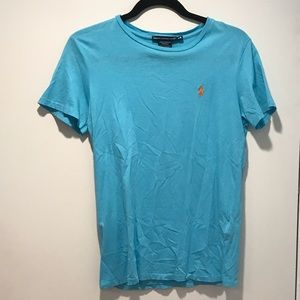 Blue Youth Polo Ralph Lauren Tee